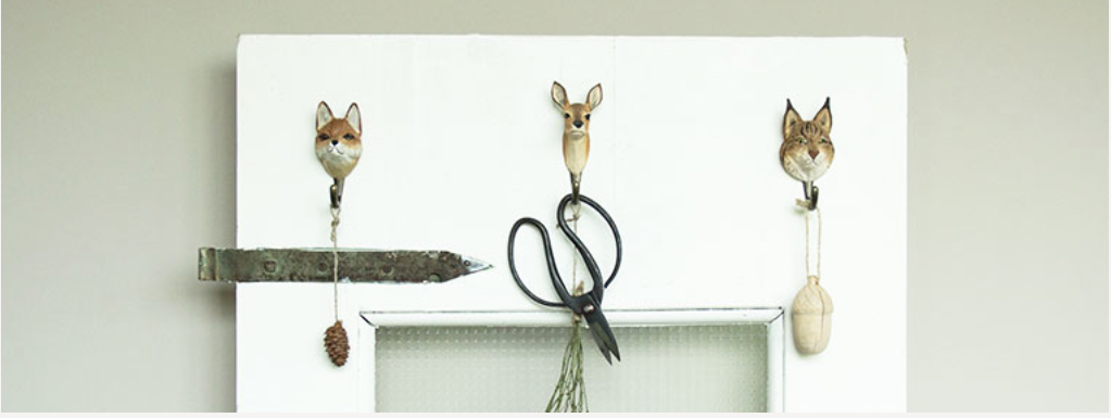 Handsnidade krokar från Wildlife Garden